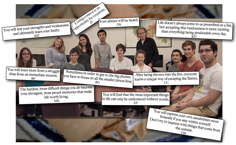 Fortune Cookie Movie Class!